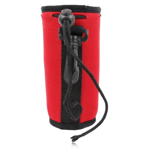 Bottle Cooler Sleeve With Hook