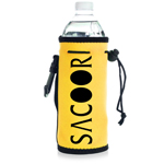 Bottle Cooler Sleeve With Hook