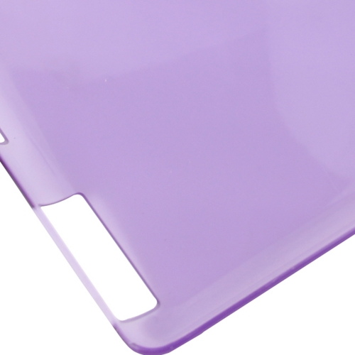 iPad Plastic Case With Stand