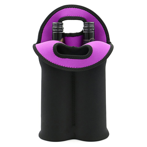 Double Wine Bottle Tote Koozie
