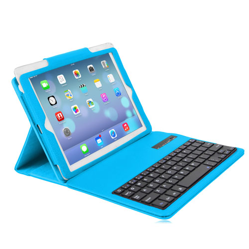 Detachable Bluetooth Keyboard Case