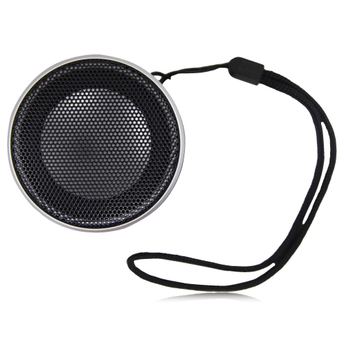 Mini Portable Speaker With FM Radio