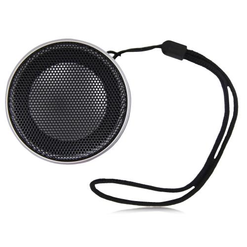Mini Portable Speaker With FM Radio