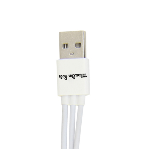 3 In 1 USB Data And Charging Cable