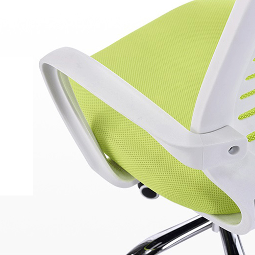 High-End Ergonomic Mesh Chair with Steel Base Image 14