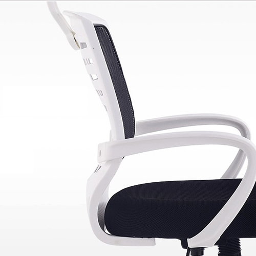 High-End Ergonomic Mesh Chair with Steel Base Image 17