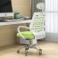 High-End Ergonomic Mesh Chair with Steel Base Image 6