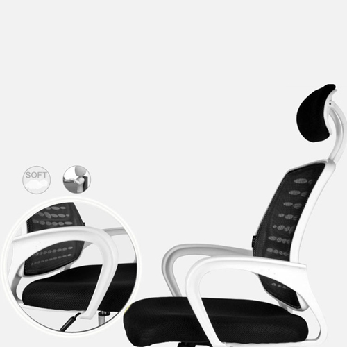 Bedlam Ergonomic Back Panel Chair Image 16