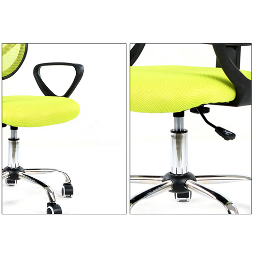 Chuffy Modern Mesh Swivel Chair Image 13