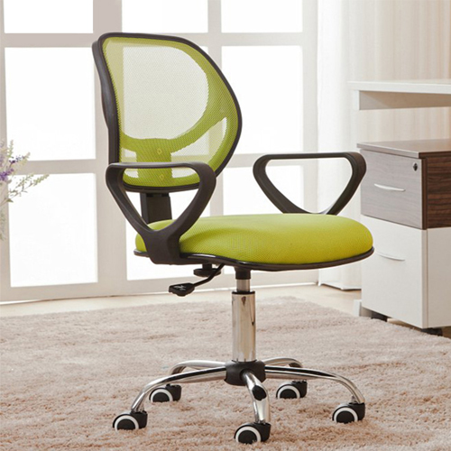 Chuffy Modern Mesh Swivel Chair Image 2