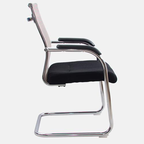 Dentrex Mesh Back Cantilever Chair Image 3