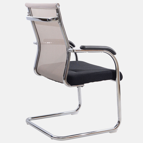 Dentrex Mesh Back Cantilever Chair Image 4