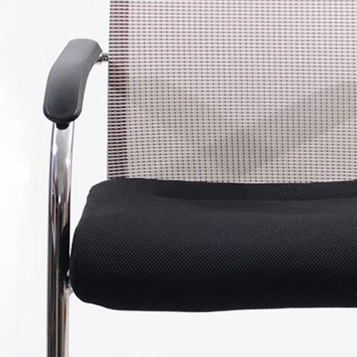 Dentrex Mesh Back Cantilever Chair