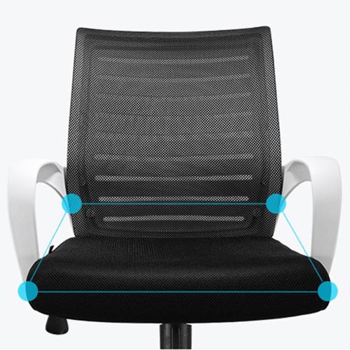 Gellopax Ergonomic Mid-Back Mesh Chair Image 15