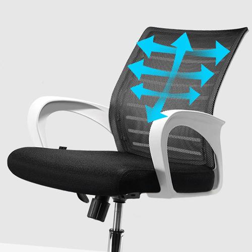 Gellopax Ergonomic Mid-Back Mesh Chair Image 16
