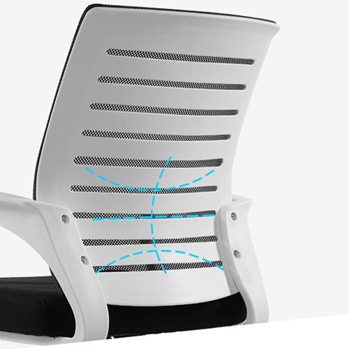 Gellopax Ergonomic Mid-Back Mesh Chair Image 18