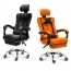 Tilt Modern Ergonomic Mesh Chair With Footrest Image 9