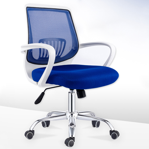 Homelux Swivel Mid-Back Mesh Chair Image 3