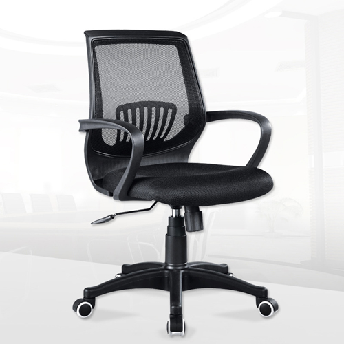 Homelux Swivel Mid-Back Mesh Chair