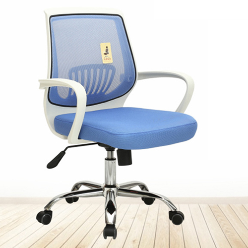 Homelux Swivel Mid-Back Mesh Chair Image 5