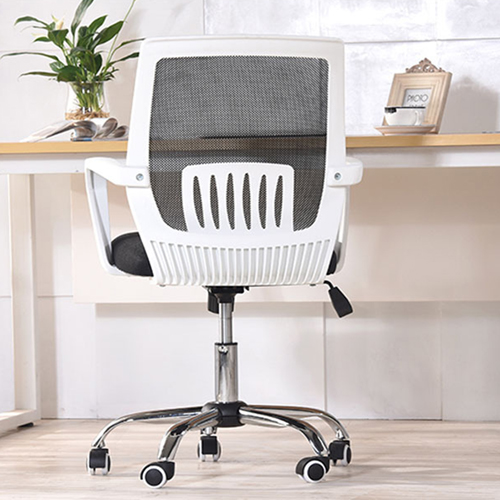 Homelux Swivel Mid-Back Mesh Chair Image 8