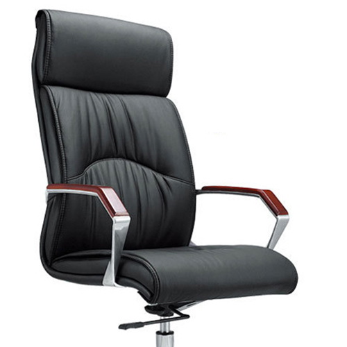 Jimbies Executive Leather Office Chair Image 6