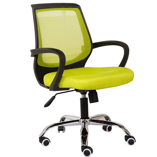Loopy Swivel Mesh Office Chair Image 3