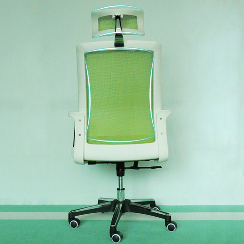 Naxolide Mesh Executive Chair With Headrest Image 10