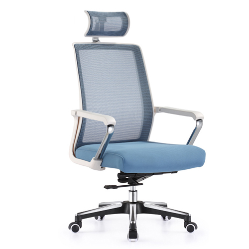 Naxolide Mesh Executive Chair With Headrest Image 1