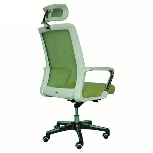 Naxolide Mesh Executive Chair With Headrest Image 2