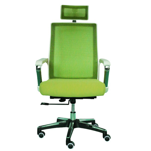 Naxolide Mesh Executive Chair With Headrest Image 4