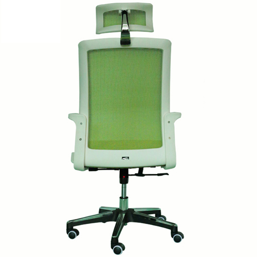 Naxolide Mesh Executive Chair With Headrest Image 5