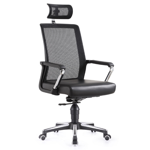 Naxolide Mesh Executive Chair With Headrest Image 6