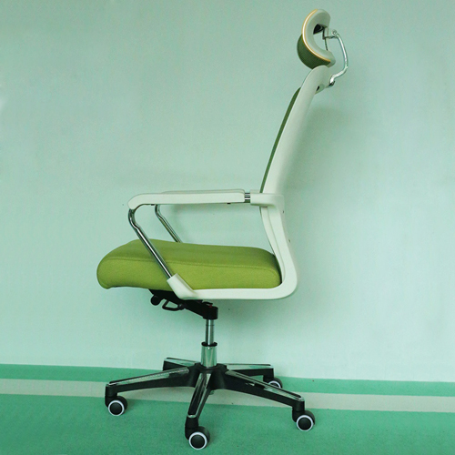Naxolide Mesh Executive Chair With Headrest Image 8