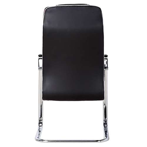 Bonded Leather Cantilever Office Chair Image 9