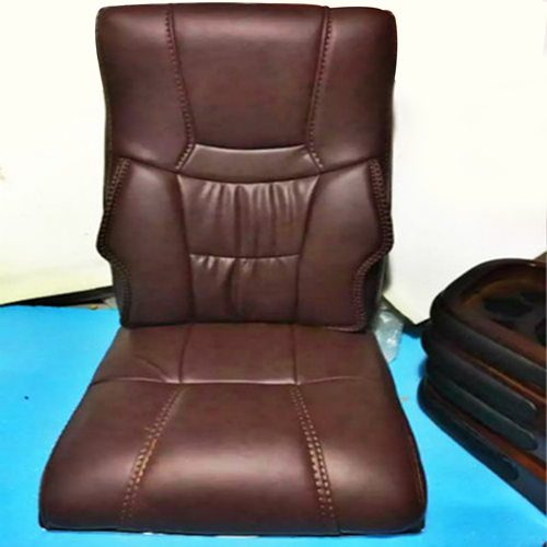 Bonded Leather Cantilever Office Chair Image 11