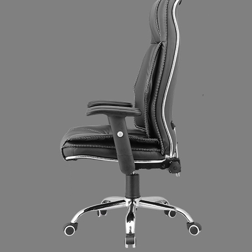 Standard Actuated Leather Executive Chair Image 2