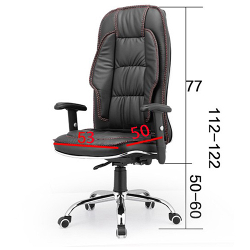 Adequate Executive Armrest Chair Image 8