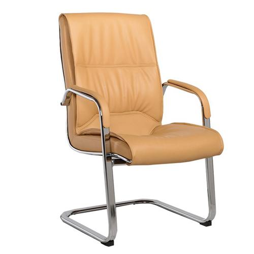 Amber High Back Cantilever Armrest Chair Image 1