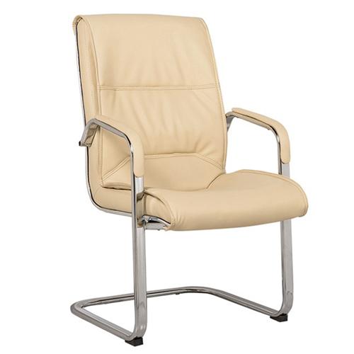 Amber High Back Cantilever Armrest Chair Image 2