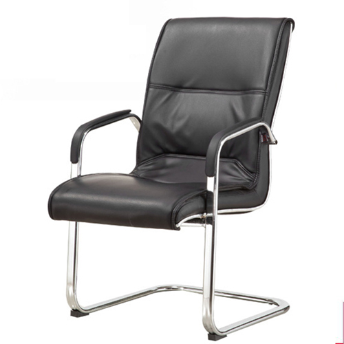 Amber High Back Cantilever Armrest Chair Image 3