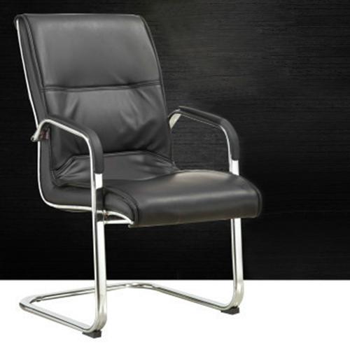Amber High Back Cantilever Armrest Chair Image 5