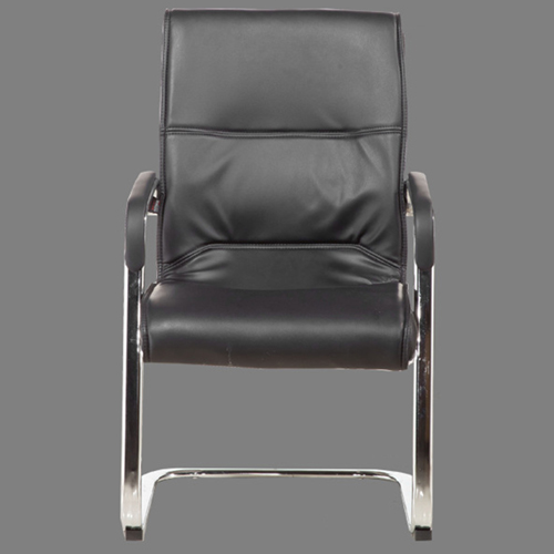 Amber High Back Cantilever Armrest Chair Image 6