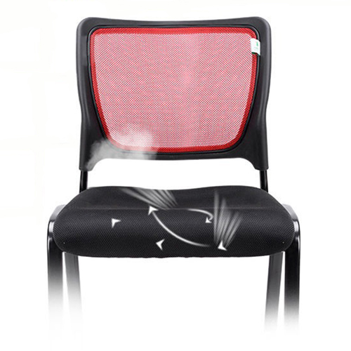 Curve Mesh Back Office Chair Image 10
