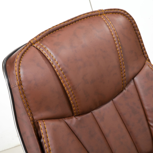 Deluxe Leather Boss Office Chair Image 13
