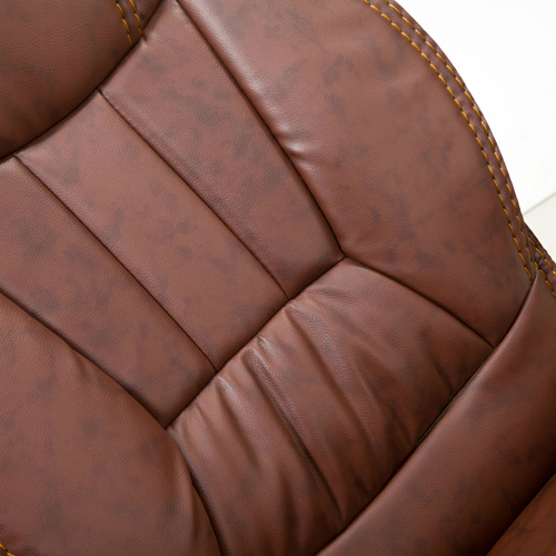 Deluxe Leather Boss Office Chair Image 14