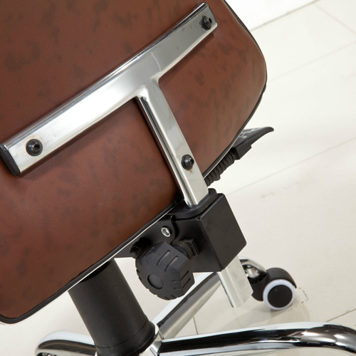 Deluxe Leather Boss Office Chair Image 15