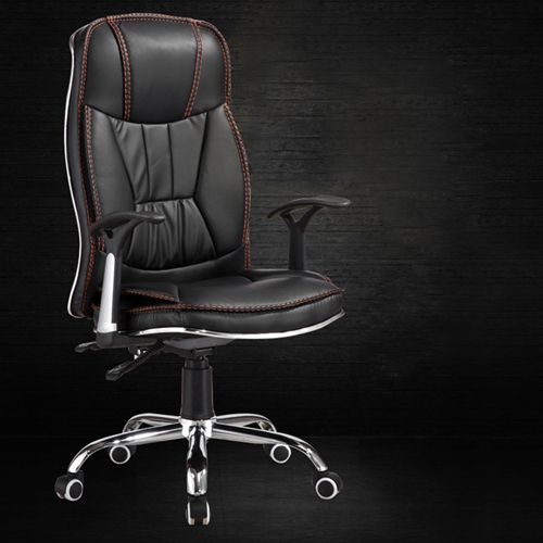 Deluxe Leather Boss Office Chair