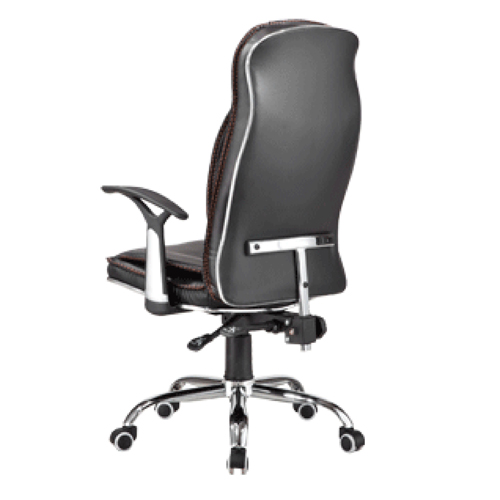 Deluxe Leather Boss Office Chair Image 5