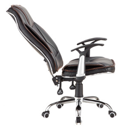 Deluxe Leather Boss Office Chair Image 7